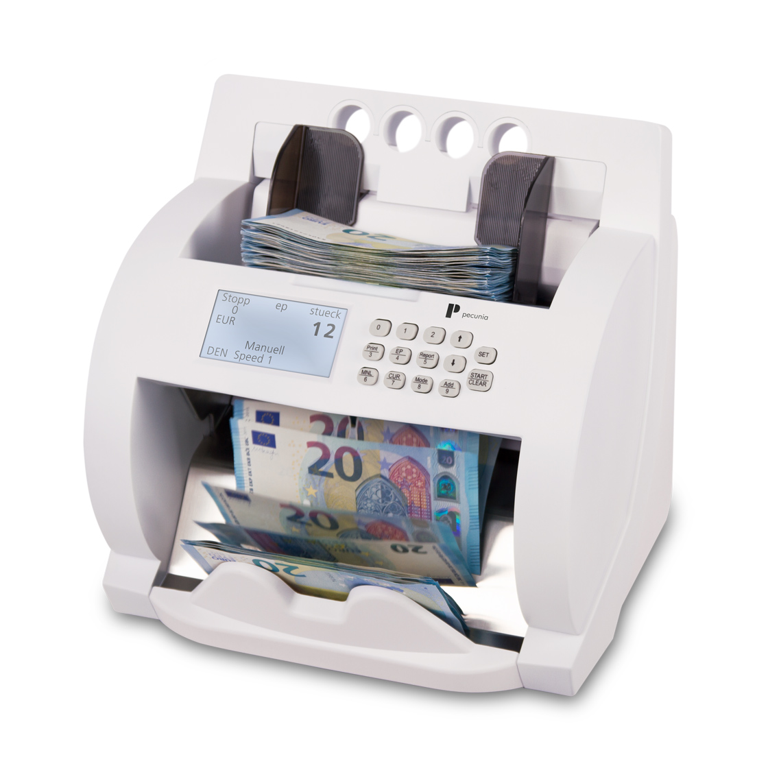 Banknotenzähler Pecunia PC 900 S