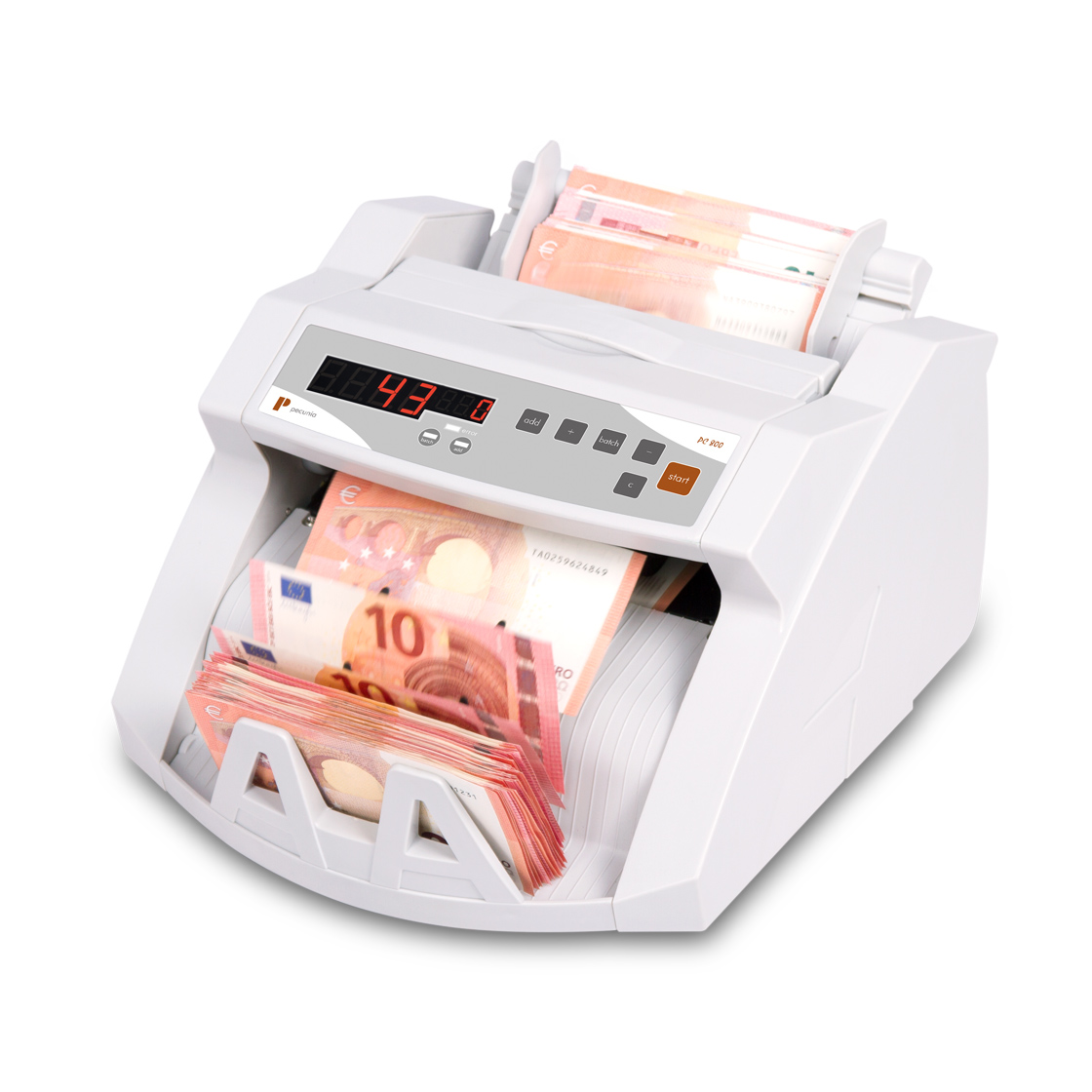 Banknote counters Pecunia PC 800