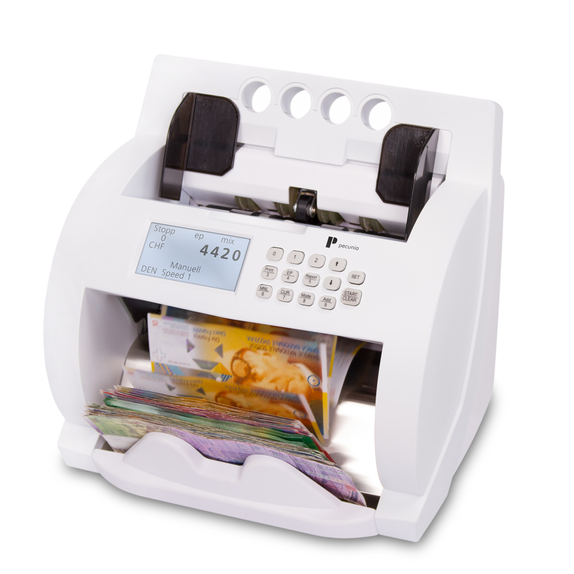 Banknote counters Pecunia PC 900 Plus