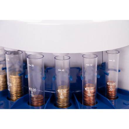 Accessories Coin tube system AS 1 for M3 EUR