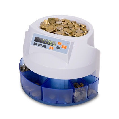Coin counter Pecunia M3 EUR (2€ - 0.10 €)