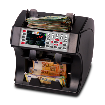 Banknote counters hbw VC 10000 Euro