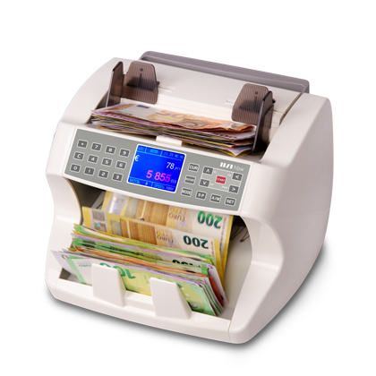 Banknote counters hbw VC 5040 Euro
