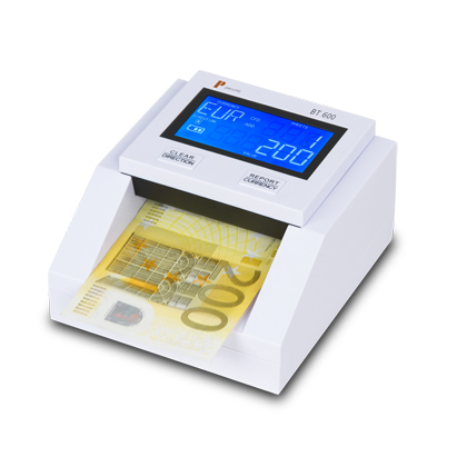 Counterfeit detector Pecunia BT 600 update