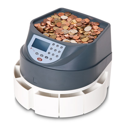 Coin counter Pecunia M4 EUR