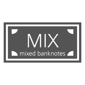Counts mixed banknotes