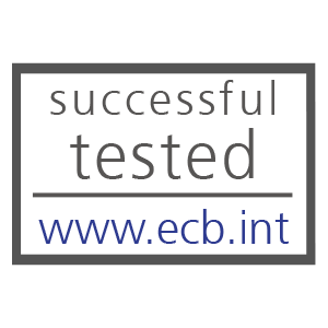 ECB: successfully tested!