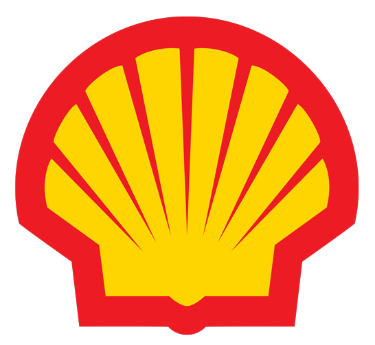 Geldzählmaschine: Shell-Stationen
