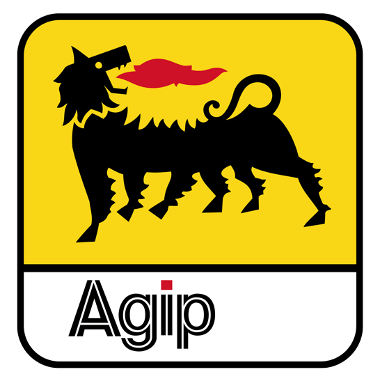 Money Counter: Agip Gasstation